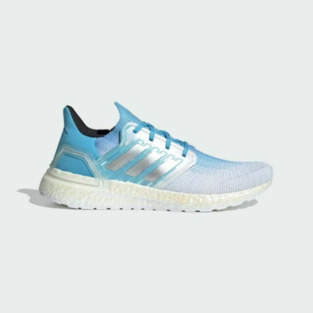 Size 10 - adidas UltraBoost 20 Signal Cyan 2020
