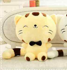 Kawaii Popular Big Face Cat Plush Stuffed Toys Doll Cute Fortune Cartoon Gift L