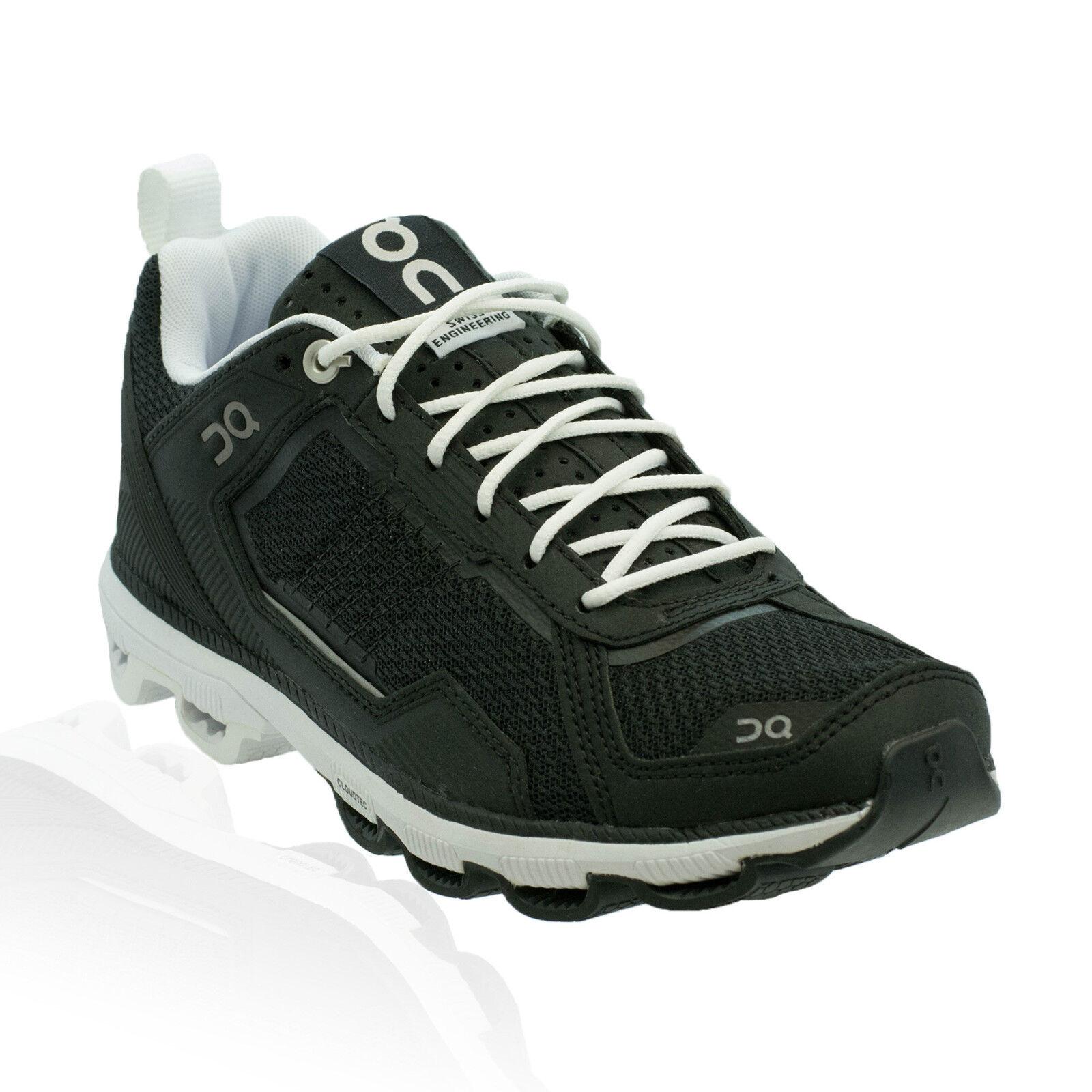 On Cloudrunner Running scarpe, Donna  Dimensiones 10.5-11 Medium, Medium, Medium, nero bianca, NEW  e014e0