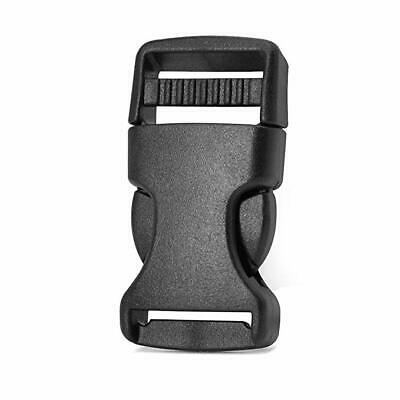 """Black 1.5/"""" 38mm Clip Buckle for Mountain Buggy Nano Seat Baby Stroller Secure"""