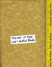 """607 MW 100/% COTTON MOTTLED BLENDERS BTY 108/"""" EXTRA WIDE QUILT BACKING"""