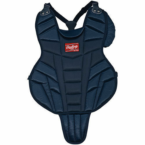 """New Rawlings Softball//Baseball LLBP Youth Catcher/'s Chest Protector 14/"""""""