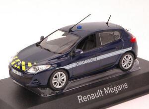 Renault-Megane-2012-Gendarmerie-1-43-Model-NOREV