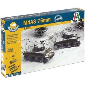 ITALERI-1-72-M4A3-76mm-7521