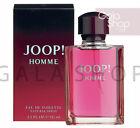 JOOP! HOMME 125ML EAU DE TOILETTE PROFUMO UOMO NATURAL SPRAY EDT ORIGINALE