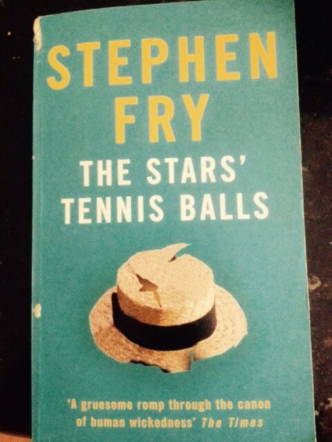 THE STARS' TENNIS BALLS By Stephen Fry (Paperback, 2001)
