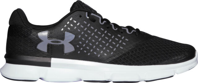 best website c1f80 1334c Under Armour UA Micro G Speed Swift 2 Mens Running Shoes Sports Trainers -  Black
