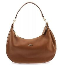 NWT Coach Harley East/West Hobo In Pebble Leather - F38250 $375