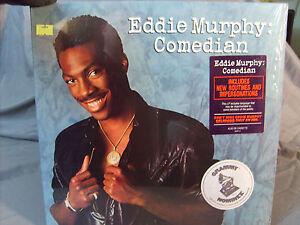 Eddie-Murphy-Comedian-LP-Vinyl-Record-1983-Eddie-Murphy-80s