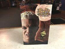 "2004 Sideshow Buffy Vampires Slayer 12"" 1/6 Figure MIB - SUBWAY SPIKE EXCLUSIVE"