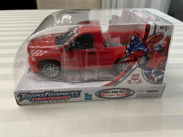 Transformers Alternators Optimus Prime. 2003 - Mint in Sealed Box