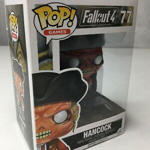 Funko Pop Games Fallout 4-John Hancock Action Figure