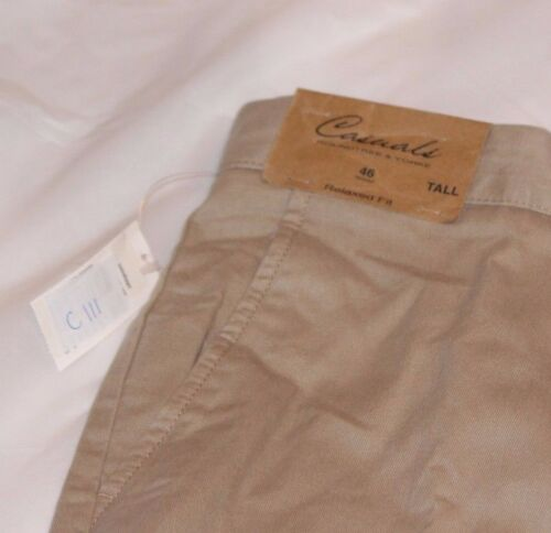 Roundtree /& Yorke Size 46 Relaxed Fit Tall New Men/'s Shorts