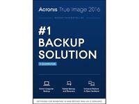 Acronis True Image 2016 Software