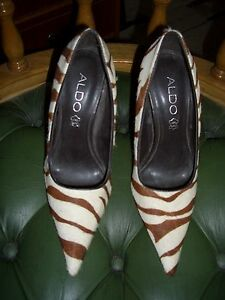 STUNNING-RARE-ALDO-ZEBRA-STYLE-HIGH-HEEL-SHOES-BRAND-NEW-SIZE-3-36-RRP-100