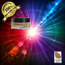 Dermablend Cover Creme 1oz chroma 2 1/2 TOASTED BROWN
