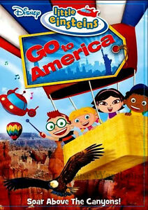 Disney-Little-Einsteins-Go-To-North-America-Kids-Educational-Nature-Travel-DVD