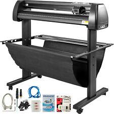 28 Cutter Vinyl Cutter Plotter Sign Cutting Machine Withsoftware Supplies