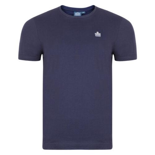 Men's New Admiral Logo T-Shirt Top Basic Cheap Bargain Value ...