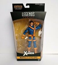 Marvel Legends Cyclops X-Men Wave 2 6 Inch Figure *NO* BAF Warlock - New in Box