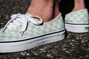 0ca362ff70433b Image is loading Vans-Authentic-Checkerboard-Ambrosia-Men-039-s-Size-