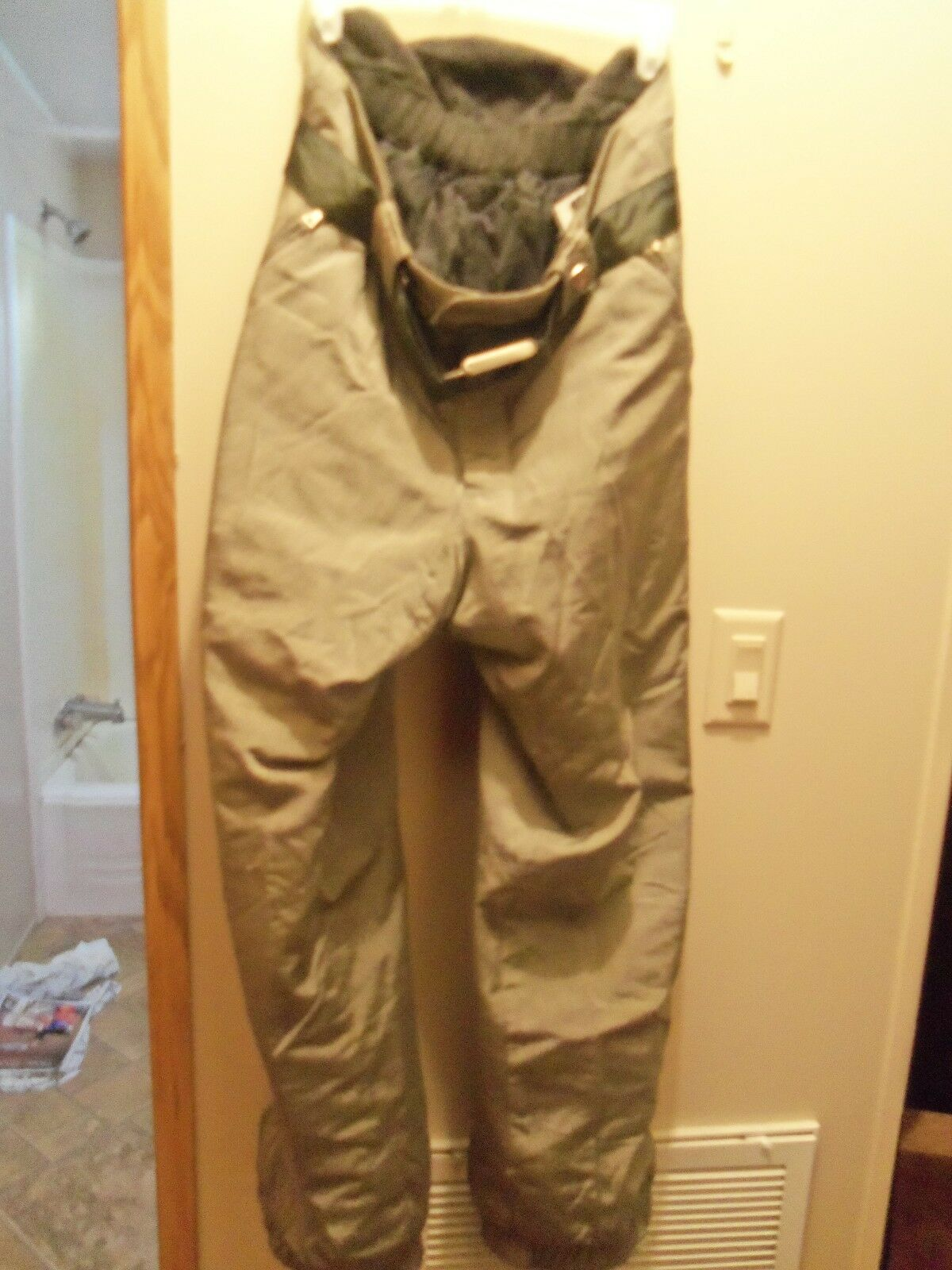 Post Card Ski Pants goldish 34   40