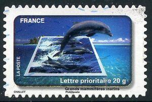 TIMBRE-FRANCE-AUTOADHESIF-OBLITERE-N-403-FETE-DU-TIMBRE-L-039-EAU