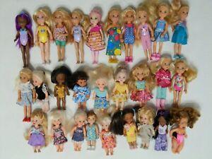 Barbie Kelly Chelsea Pal Amusement Park Kira Doll Brown Hair w//Duck Outfit