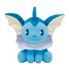 Pokemon Center Original Plush Doll Mix au Lait Vaporeon JAPAN OFFICIAL
