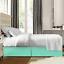 Premium-Luxury-Dust-Ruffle-Brushed-Microfiber-Pleated-Tailored-Bed-Skirt-14-Drop thumbnail 108