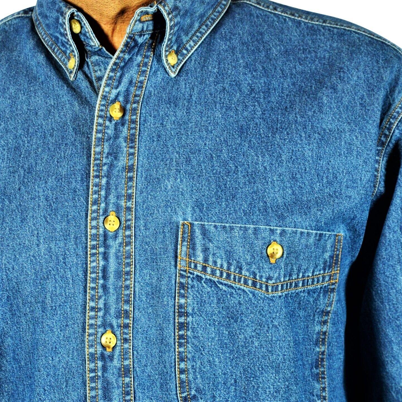 MegaloBox Anime Unisex Long Sleeve Shirt Blue