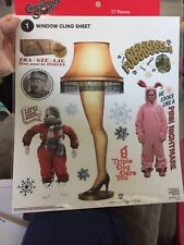The Leg Lamp Wowindow Window Poster A Christmas Story