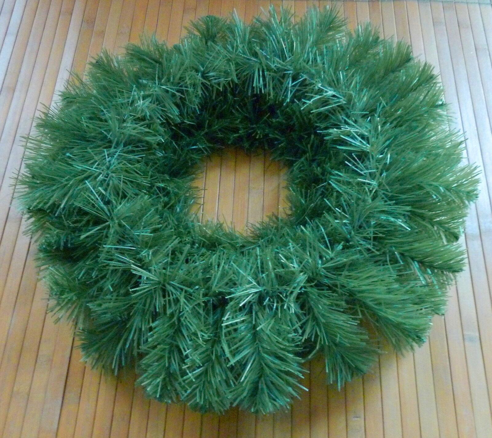 10 x Tannenkranz künstlich  ca. 40 cm Weihnachtskranz  Neu
