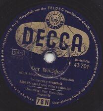 Golgowsky Quartett 1954 : Der Fremdenlegionär + Der Wilddieb