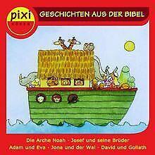 Pixi Hören: Geschichten aus der Bibel von Pixi Hören | CD | Zustand akzeptabel