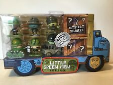 Brand New Collectible 2017 Awesome Little Green Men Series 2 Zombie Co 4 Pack