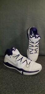 Nike-Kobe-AD-Exodus-TB-Men-039-s-Basketball-Shoes-AT3874-111-White-Purple-Sz-13-5
