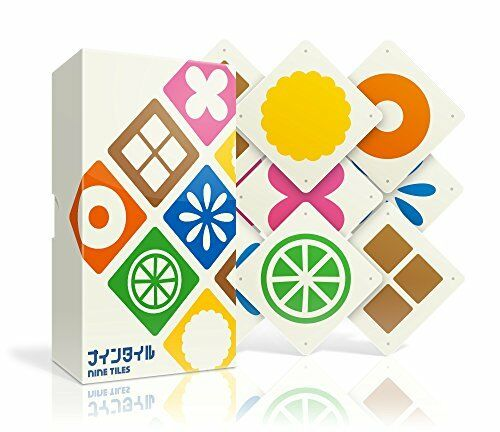 Oink Games Table game Nine tile New version NEW From japan