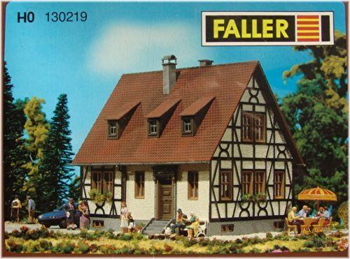Faller 130219 HO Fachwerkhaus #NEU in OVP##