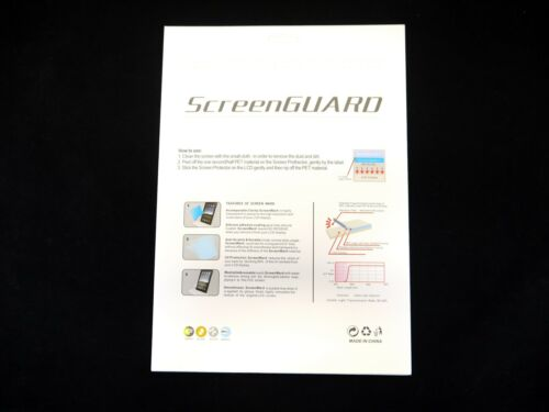 Lot of Screen Film Protector Guard HD Clear Glossy for Amazon Kindle Fire HDX7