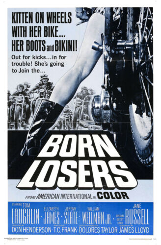 BORN LOSERS Movie Poster