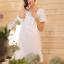 Retro-Womens-Pajama-Square-Neck-Short-Dress-Cotton-Lolita-Sleepwear-Nightgown thumbnail 7