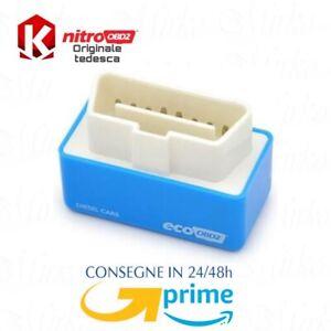 /25/% pi/ù coppia. 35/% pi/ù CV/ Nitro OBD2/diesel chip Tuning//Remap box