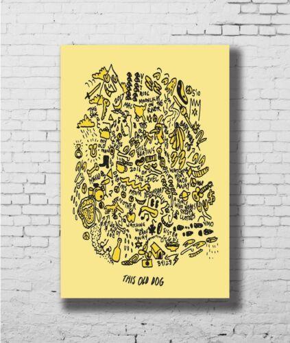 24x36 14x21 40 Poster Mac DeMarco Post PUNK Old Dog Art Hot P-494