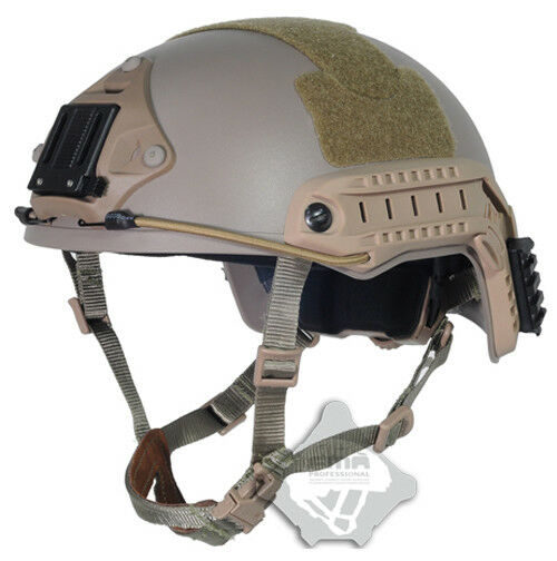 FMA Tactical Fast Base Jump Military Ballistic Helmet Airsoft Paintball