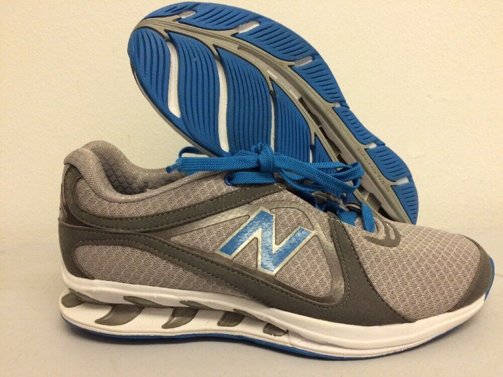 New Balance Femme Baskets Tonifiant shoe UK 3.5 True True True Balance Gris & Bleu T232 9dcb20