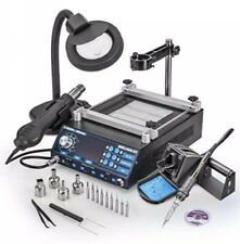 X Tronic Model 5040 Xr2 All In One Hot Air Rework Soldering Iron Station