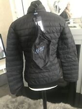 092b7b82b970 ARMANI JEANS Down Bubble Lightweight Puffa Packable Jacket Bnwt £190 Size 14