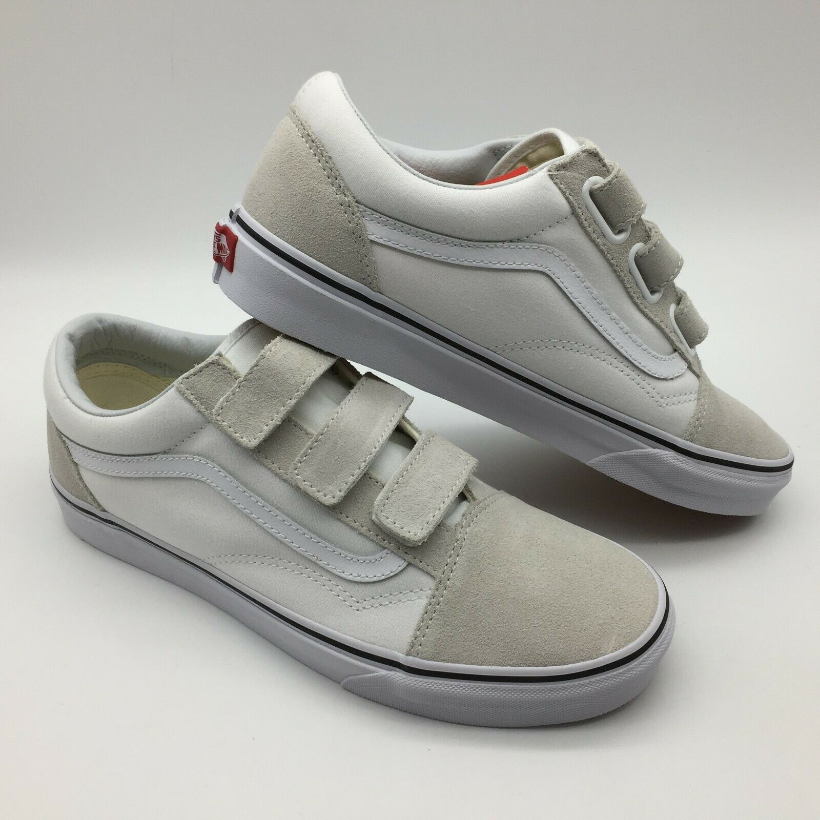 Vans Men Women's shoes's  Old Skool V --True White