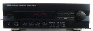 Yamaha-RX-396RDS-Natural-Sound-Stereo-Receiver-in-schwarz-12-Monate-Garantie